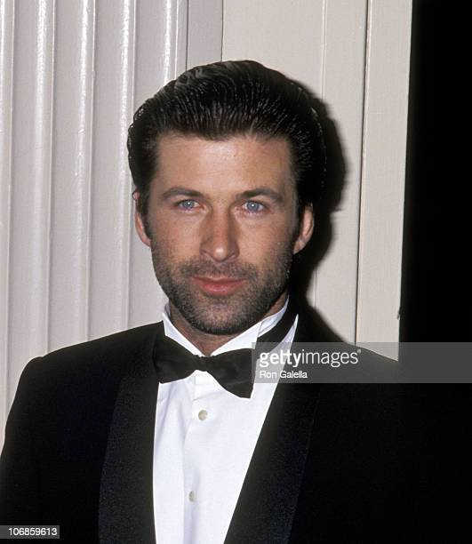 Alec Baldwin during 'The Spirit of Liberty' Awards Dinner the 10th Anniversary Celebration of People for the American Way at Waldorf Hotel in New...