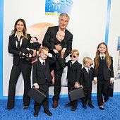 """""""The Boss Baby: Family Business"""" World Premiere"""