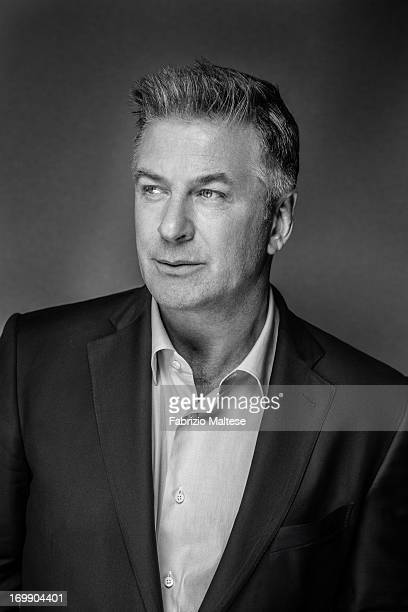 Alec Baldwin is photographed for Self Assignment on May 20 2013 in Cannes France
