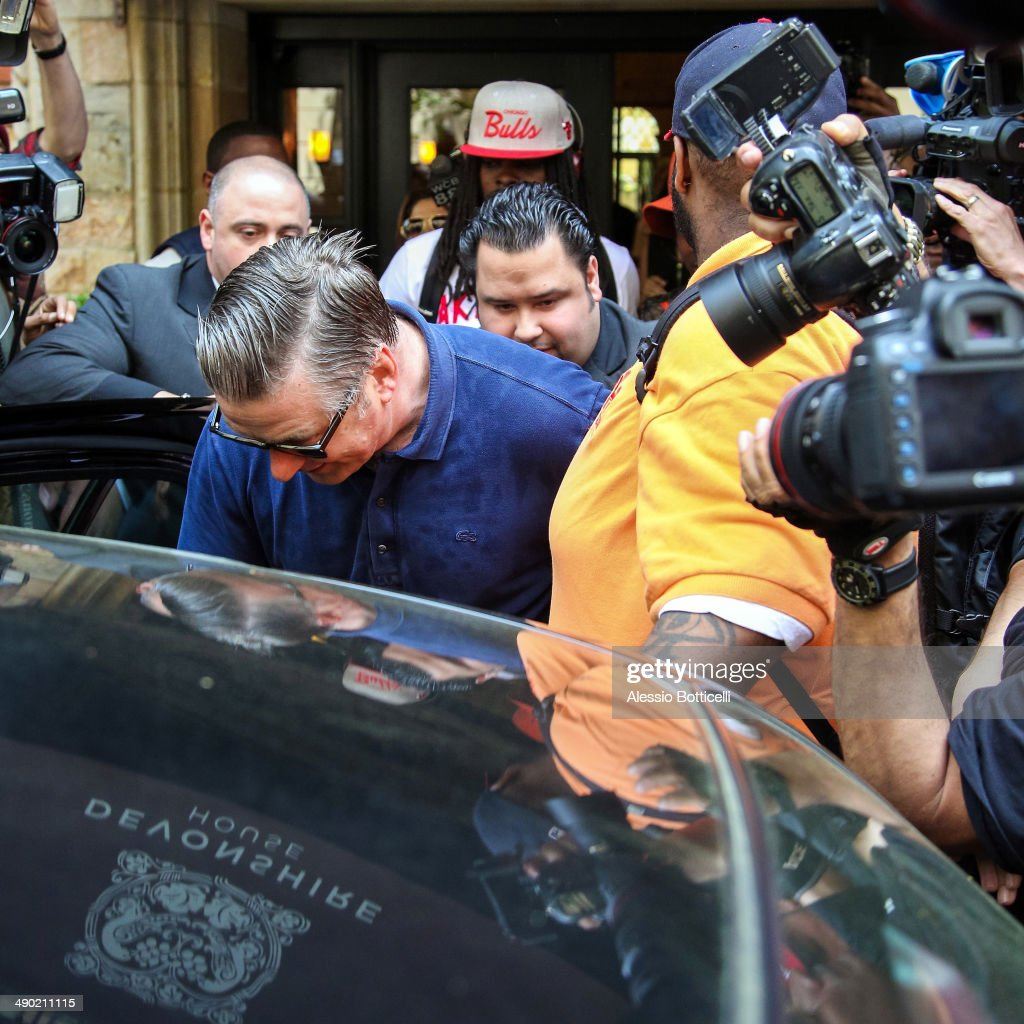 <a gi-track='captionPersonalityLinkClicked' href=/galleries/search?phrase=Alec+Baldwin&family=editorial&specificpeople=202864 ng-click='$event.stopPropagation()'>Alec Baldwin</a> is seen leaving his home on the day he was arrested on May 13, 2014 in New York City.
