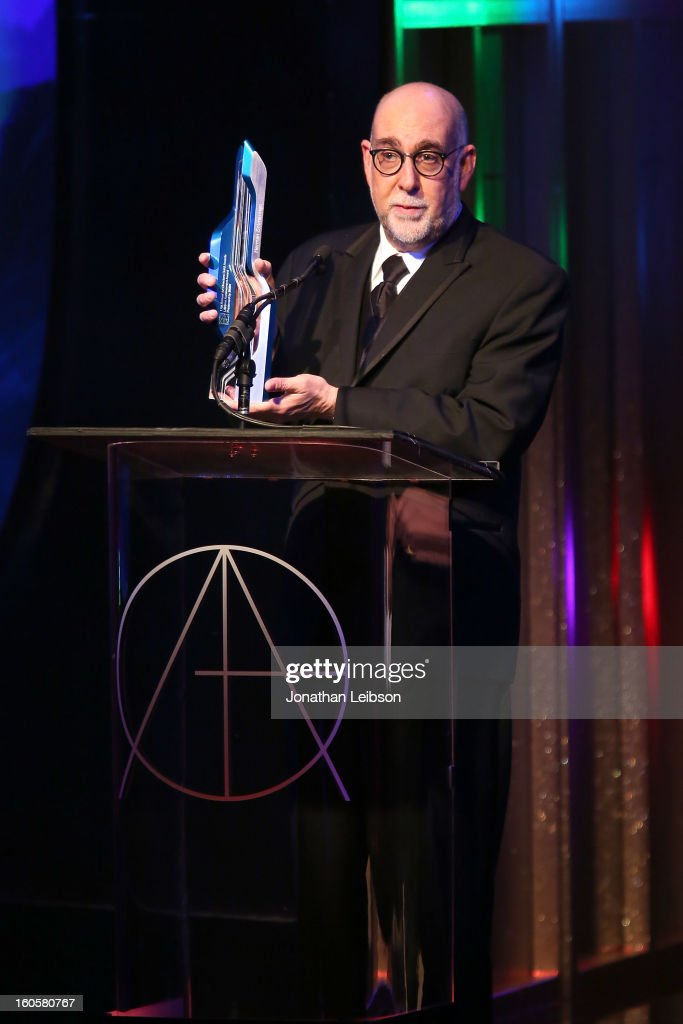 Alec Bernstein of BMW Group DesignworksUSA presents a Lifetime Achievement Award at the 17th Annual Art Directors Guild Awards For Excellence In Production Design presented by BMW at The Beverly Hilton Hotel on February 2, 2013 in Beverly Hills, California.
