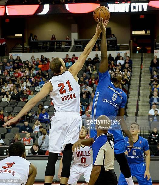 Windy City Bulls Vs Long Island Nets November
