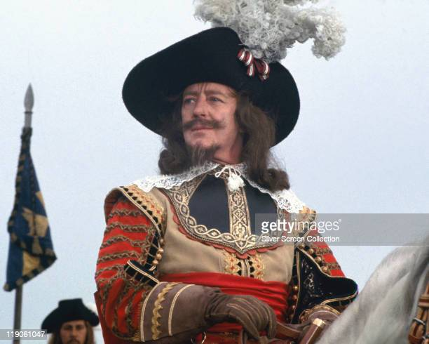 Alec Guinness British actor in costume in a still from the film 'Cromwell' United Kingdom circa 1970 The 1970 film based on the life of Oliver...