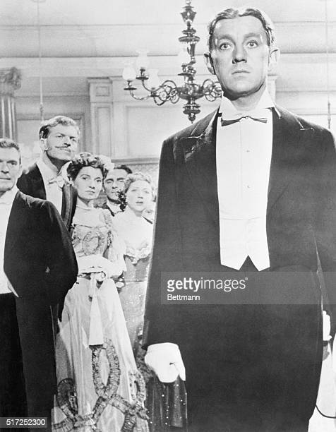 Alec Guinness in a scene from the 1952 film The Promoter directed by Ronald Neame and orignally released as The Card