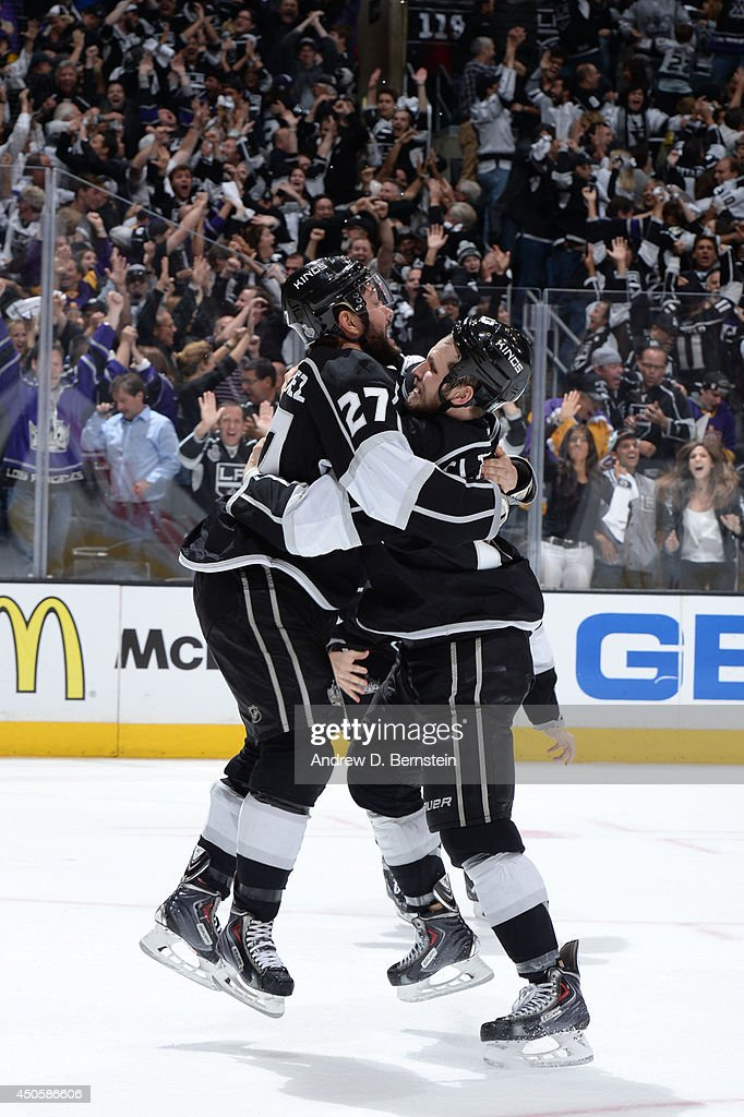 2014 NHL Stanley Cup Final - Game Five