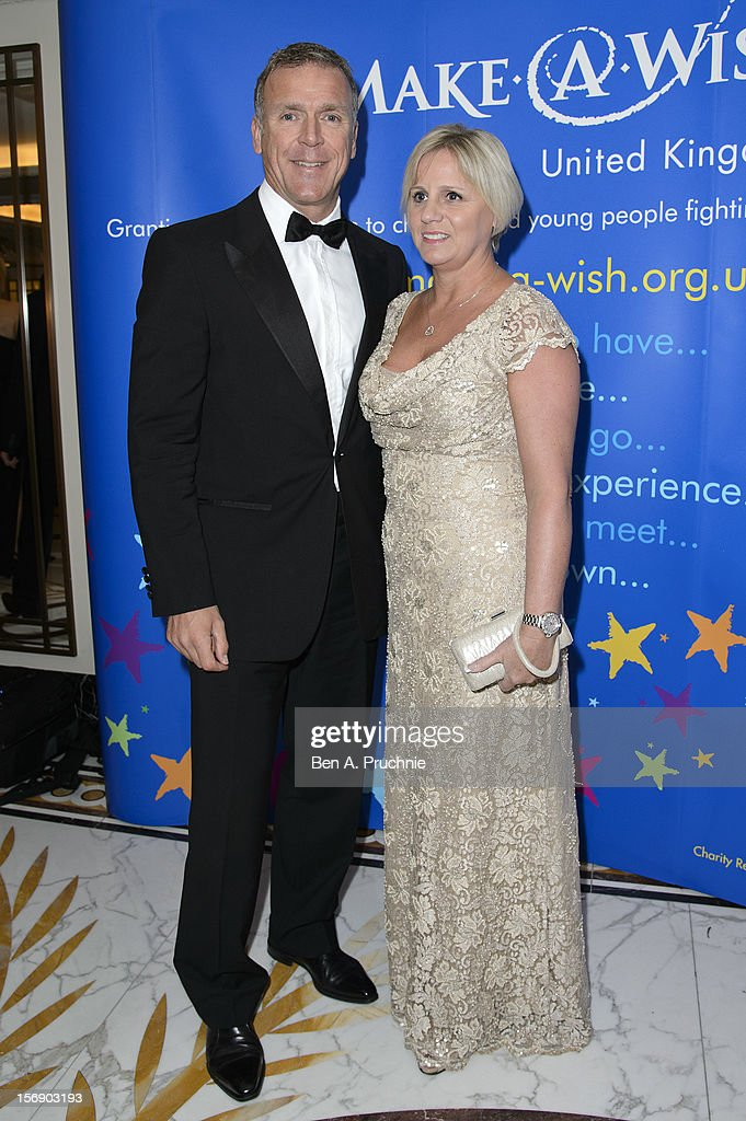 Make-A-Wish Foundation UK Winter Ball 2012