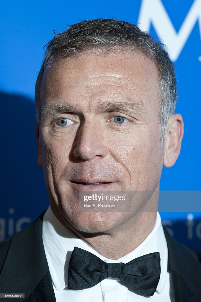 Alec Stewart attends Make-A-Wish Foundation UK Winter Ball 2012 held at The Dorchester on November 24, 2012 in London, England.