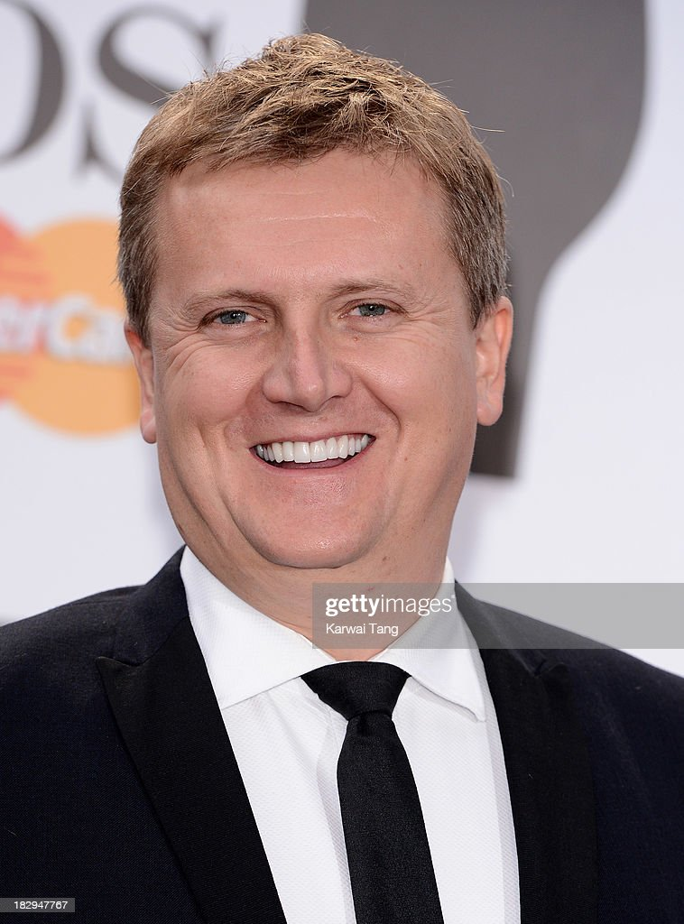 Aled Jones attends the Classic BRIT Awards 2013 at Royal Albert Hall on October 2, 2013 in London, England.