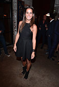 Alejandra De Miguel attends the Vanity Fair And Gucci Private Dinner at Gusto 101 on March 27 2014 in Toronto Canada