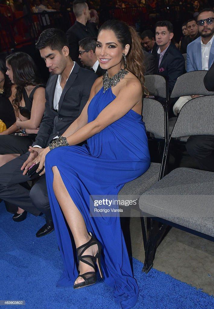 2015 Premios Lo Nuestros Awards - Show