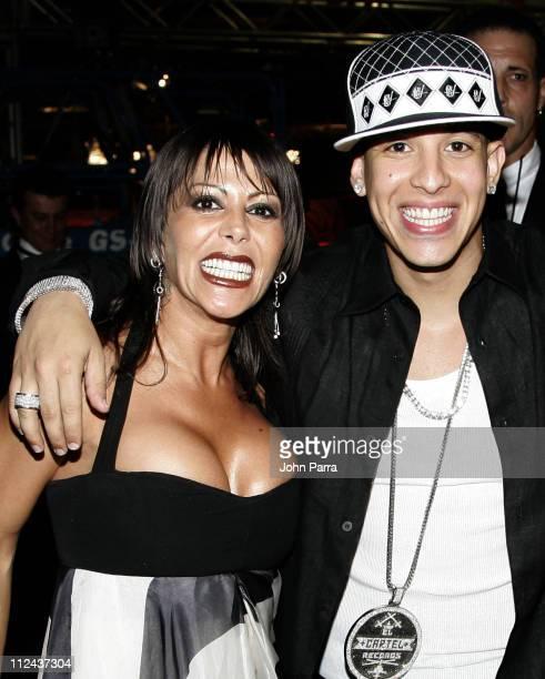 Alejandra Guzman Daddy Yankee and Julieta Venegas