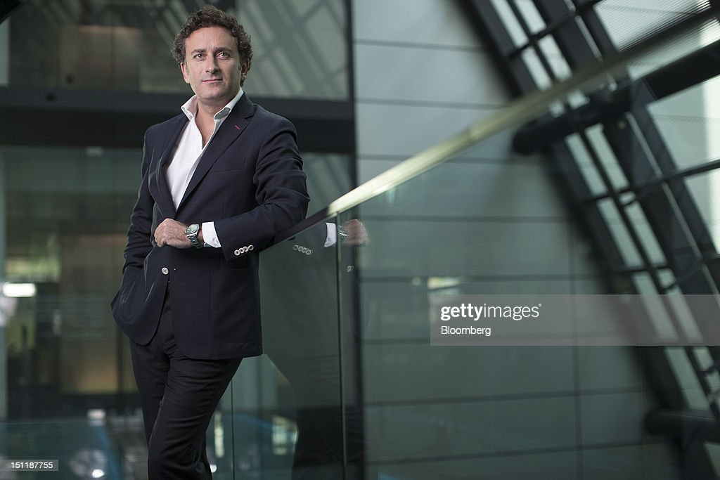 <a gi-track='captionPersonalityLinkClicked' href=/galleries/search?phrase=Alejandro+Agag&family=editorial&specificpeople=2910760 ng-click='$event.stopPropagation()'>Alejandro Agag</a>, chief executive officer of Formula E Holdings, poses for a photograph in London, U.K., on Monday, Sept. 3, 2012. Agag, plans to launch an electric-car racing championship by 2014. Photographer: Jason Alden/Bloomberg via Getty Images