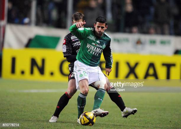 Alejandro ALONSO Saint Etienne / Nice 25e journee de Ligue 1