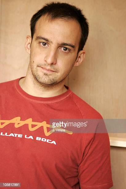 Alejandro Amenabar during 2004 Toronto International Film Festival 'A Sea Within' Portraits at Intercontinetal in Toronto Ontario Canada