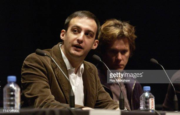 Alejandro Amenabar during 20th Annual Santa Barbara International Film Festival 'Directors on Directing' Panel at Lobero Theatre in Santa Barbara...