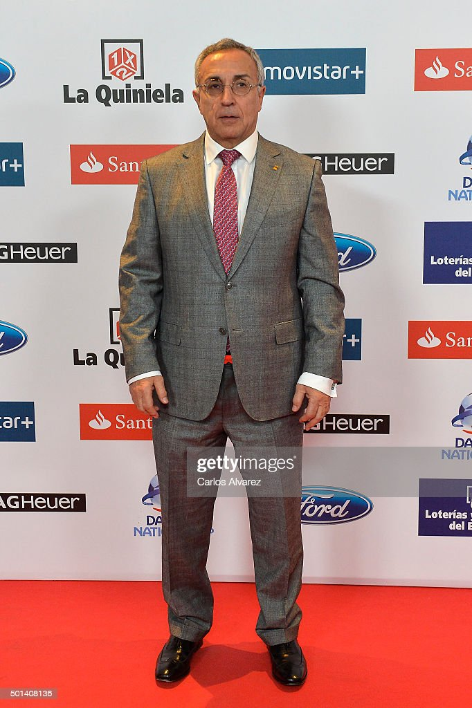 <a gi-track='captionPersonalityLinkClicked' href=/galleries/search?phrase=Alejandro+Blanco&family=editorial&specificpeople=4666881 ng-click='$event.stopPropagation()'>Alejandro Blanco</a> attends the 2015 'AS Del Deporte' Awards at The Westin Palace Hotel on December 14, 2015 in Madrid, Spain.