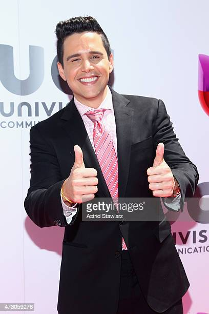 Alejandro Chaban attends Univision's 2015 Upfront at Gotham Hall on May 12 2015 in New York City