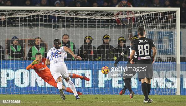 Atalanta BC v UC Sampdoria - Serie A : News Photo