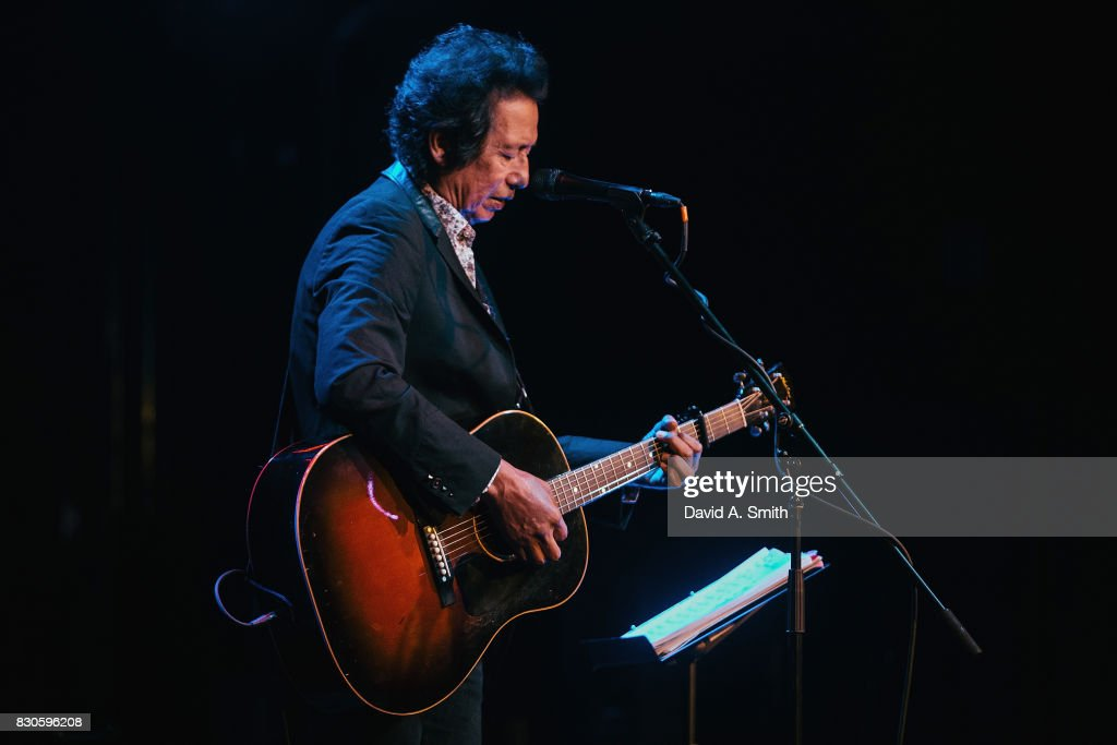 Alejandro Escovedo performs at Saturn Birmingham on August 11, 2017 in Birmingham, Alabama.