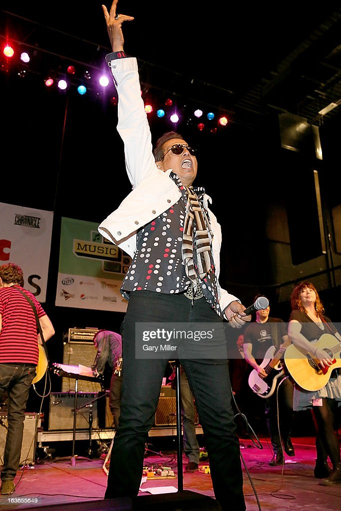<a gi-track='captionPersonalityLinkClicked' href=/galleries/search?phrase=Alejandro+Escovedo&family=editorial&specificpeople=2529465 ng-click='$event.stopPropagation()'>Alejandro Escovedo</a> performs in concert for the Austin Music Awards at the Austin Music Hall during the South By Southwest Music Festival on March 13, 2013 in Austin, Texas.