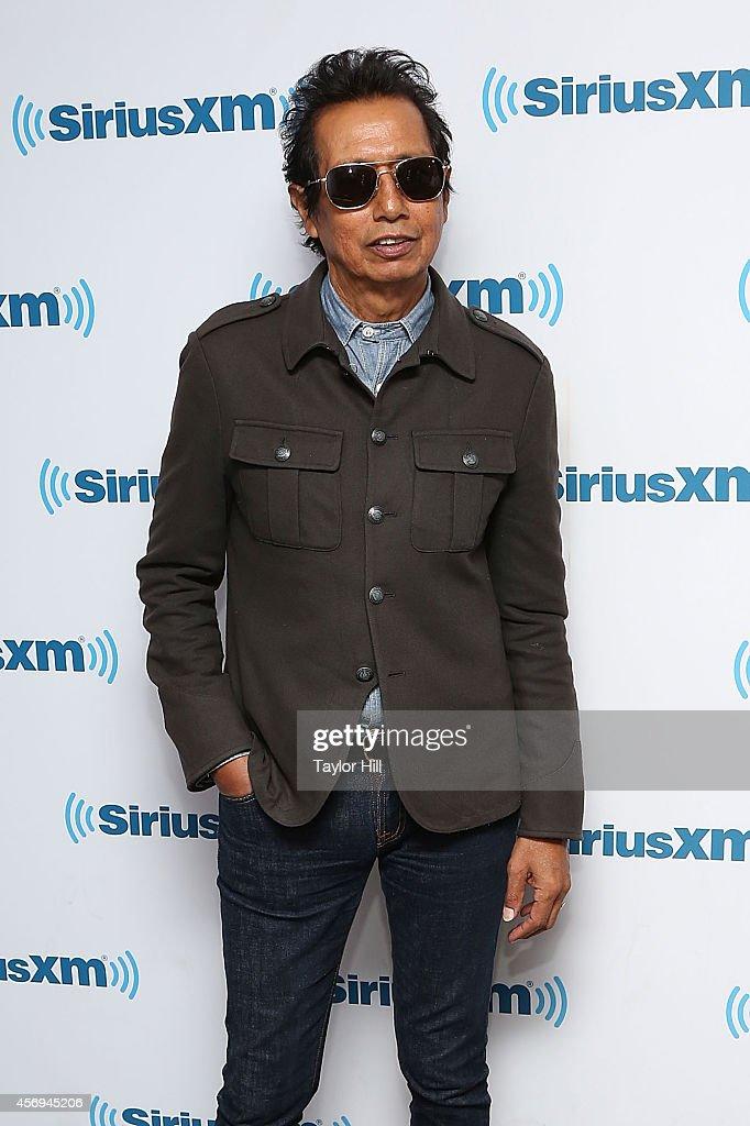 Celebrities Visit SiriusXM Studios - October 9, 2014