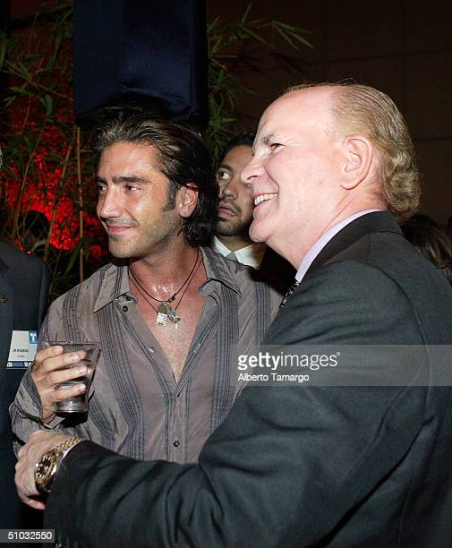 Alejandro Fernandez and Bob Wright Vice Chairman and Executive Officer General Electric Company Chairman and Chief Executive Officer NBC Universal...