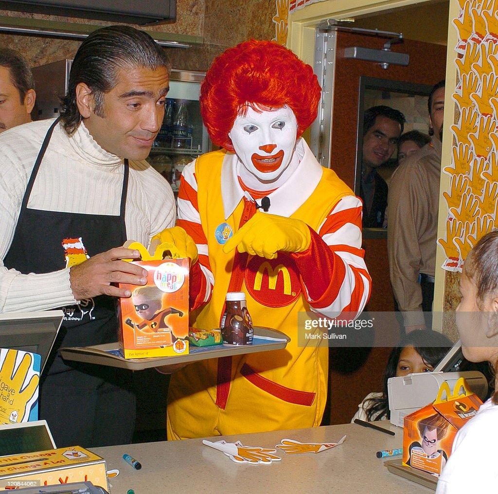 McDonald's Kicks Off World Children's Day 2004