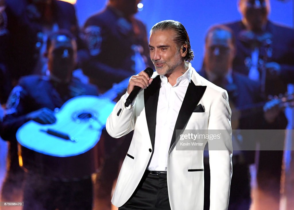The 18th Annual Latin Grammy Awards - Show
