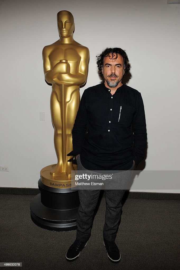 The Academy Of Motion Picture Arts And Sciences Hosts An Official Academy Screening Of THE REVENANT
