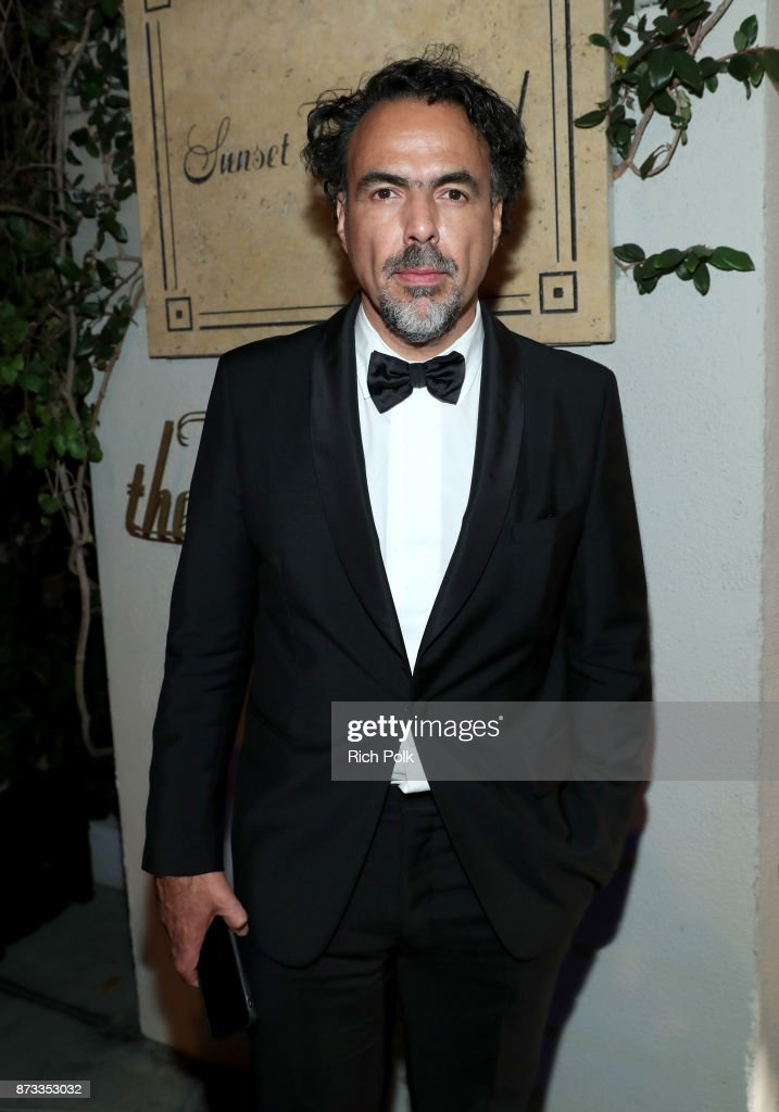 Alejandro Gonzalez Inarritu attends a special event hosted by Paramount Pictures' Jim Gianopulos with stars from the studio's films on Saturday, November 11th at The Tower Bar in West Hollywood, California.