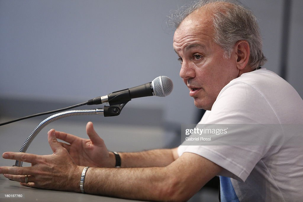 Argentina Press Conference