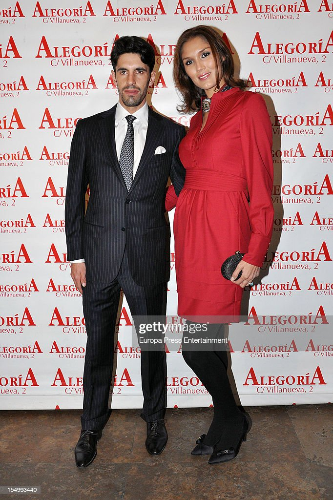 'La Maja de Goya' Bullfighting Awards 2012