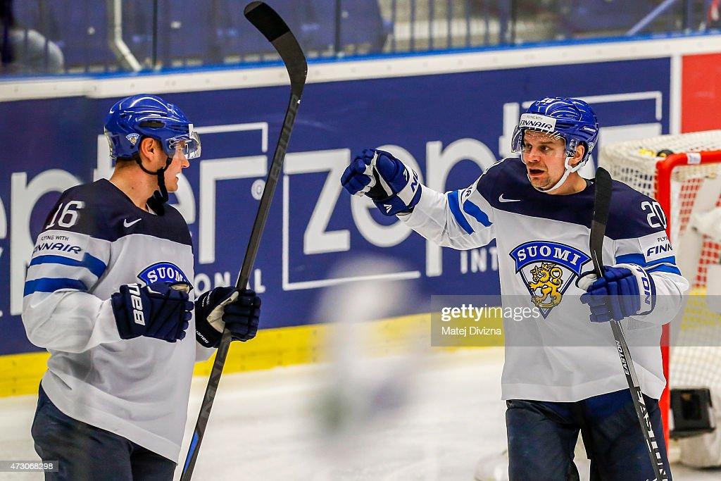 finnland eishockey liga