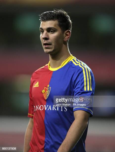 Aleksander Dragovic Basel