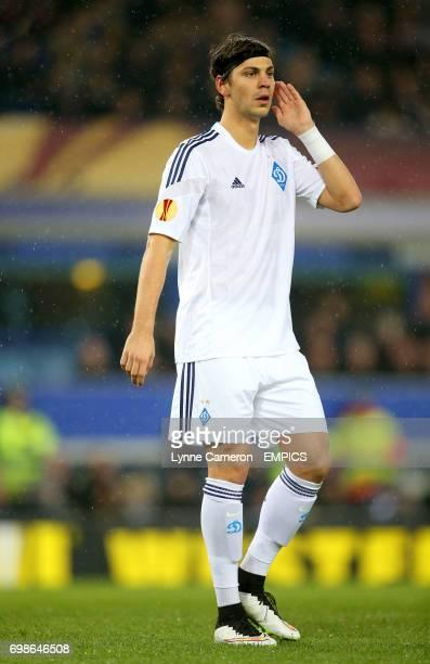 Aleksander Dragovic Dynamo Kiev