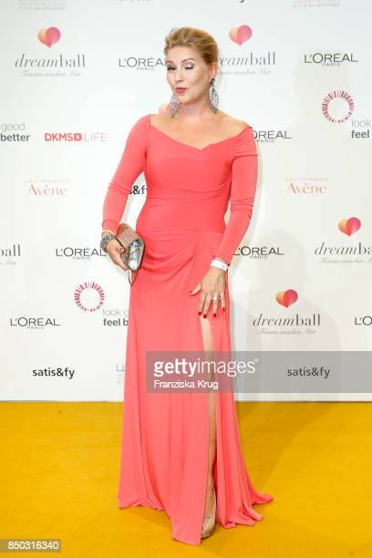 Aleksandra Bechtel attends the Dreamball 2017 at Westhafen Event Convention Center on September 20 2017 in Berlin Germany