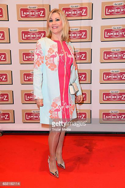 Aleksandra Bechtel attends the 'Lambertz Monday Schoko Night 2017' on January 30 2017 in Cologne Germany