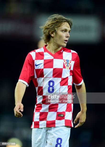 Alen Halilovic Croatia