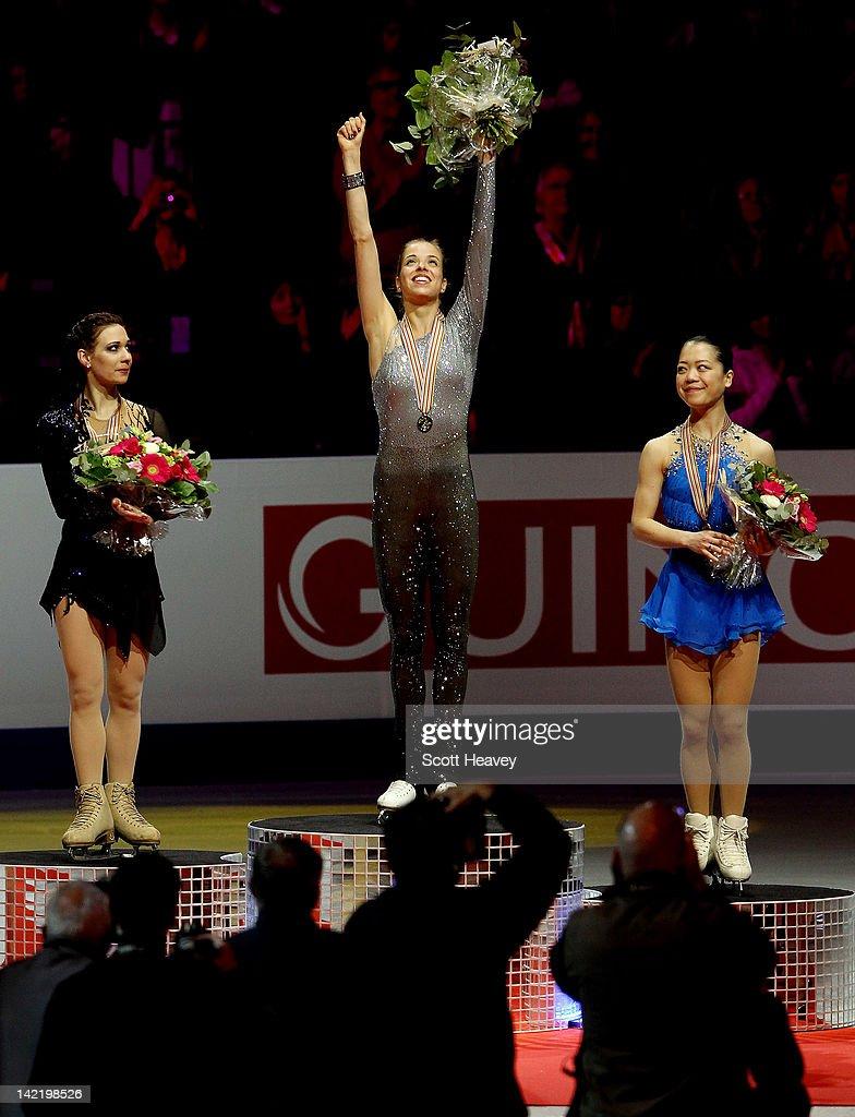 2012 ISU World Figure Skating Championships - Day Six