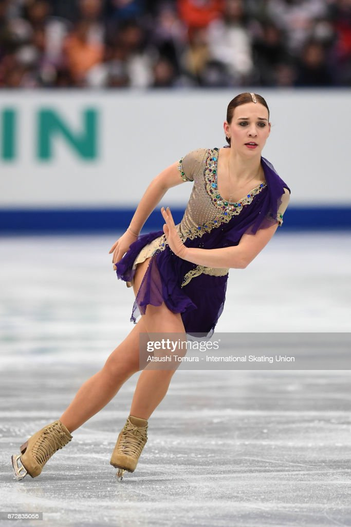 Алена Леонова - Страница 12 Alena-leonova-of-russia-competes-in-the-ladies-free-skating-during-picture-id872835056