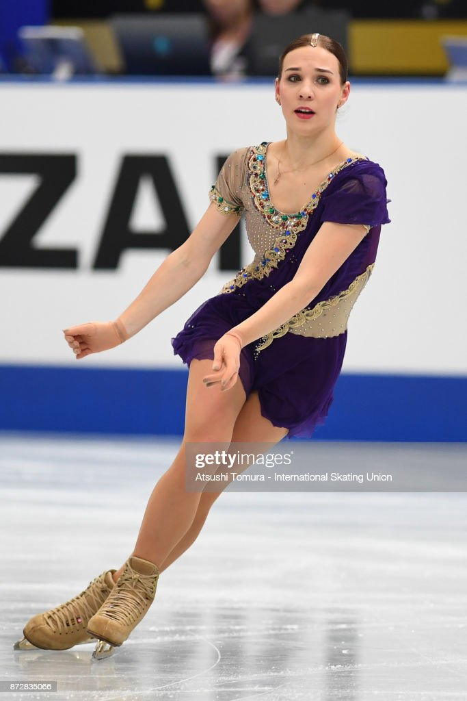 Алена Леонова - Страница 12 Alena-leonova-of-russia-competes-in-the-ladies-free-skating-during-picture-id872835066