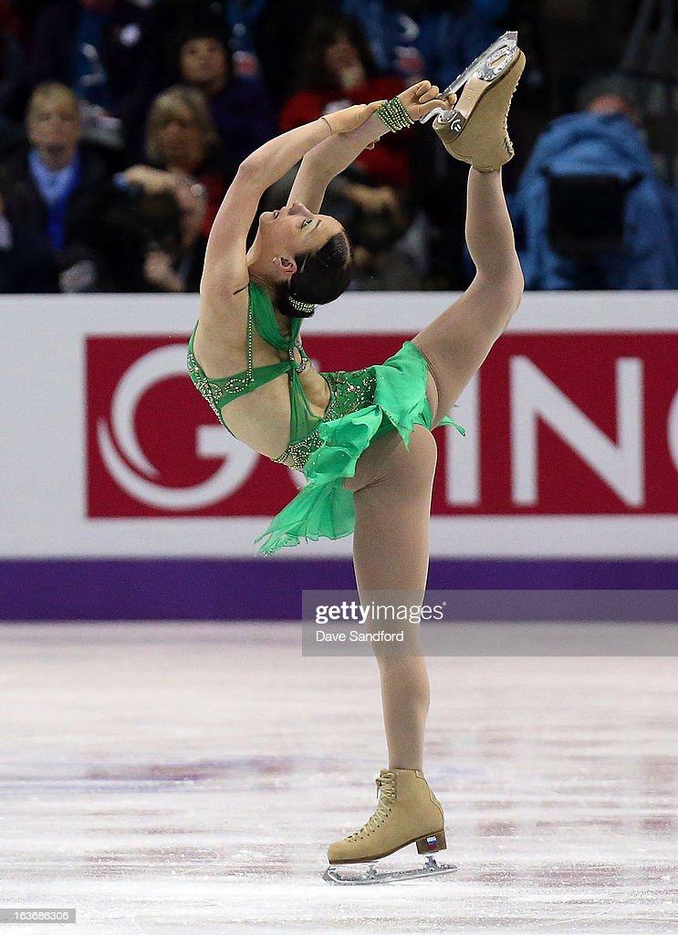 2013 ISU World Figure Skating Championships - Day 2