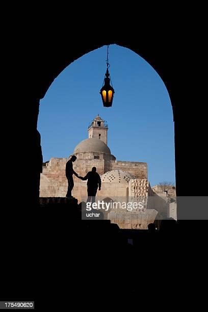 Aleppo Castle Gate
