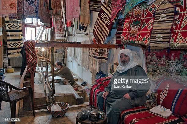 Aleppo covered bazaar