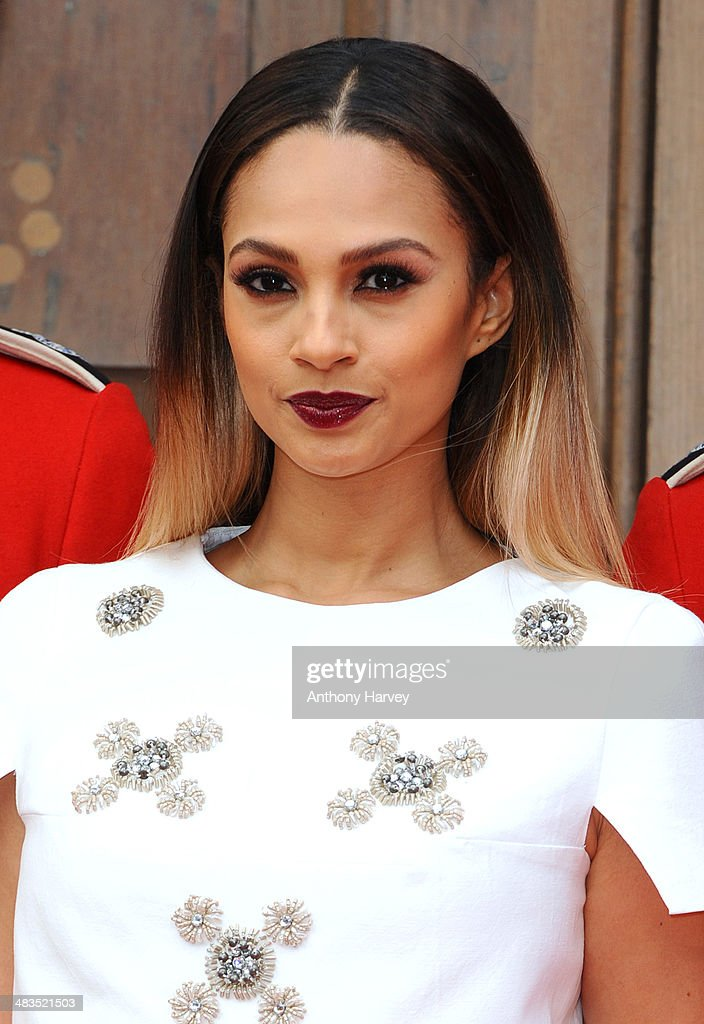 <a gi-track='captionPersonalityLinkClicked' href=/galleries/search?phrase=Alesha+Dixon&family=editorial&specificpeople=220622 ng-click='$event.stopPropagation()'>Alesha Dixon</a> attends a photocall for 'Britain's Got Talent' at St Luke's Church on April 9, 2014 in London, England.
