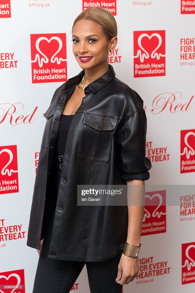 <a gi-track='captionPersonalityLinkClicked' href=/galleries/search?phrase=Alesha+Dixon&family=editorial&specificpeople=220622 ng-click='$event.stopPropagation()'>Alesha Dixon</a> attends the British Heart Foundation: Roll Out The Red Ball at The Savoy Hotel on February 11, 2016 in London, England.