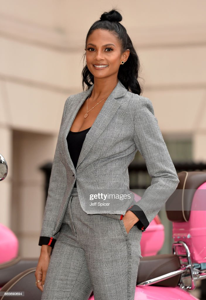 Debenhams Beauty Club Launch With Alesha Dixon