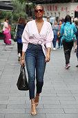 London Celebrity Sightings -  August 17, 2017