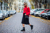Street Style - Berlin - November 23, 2017