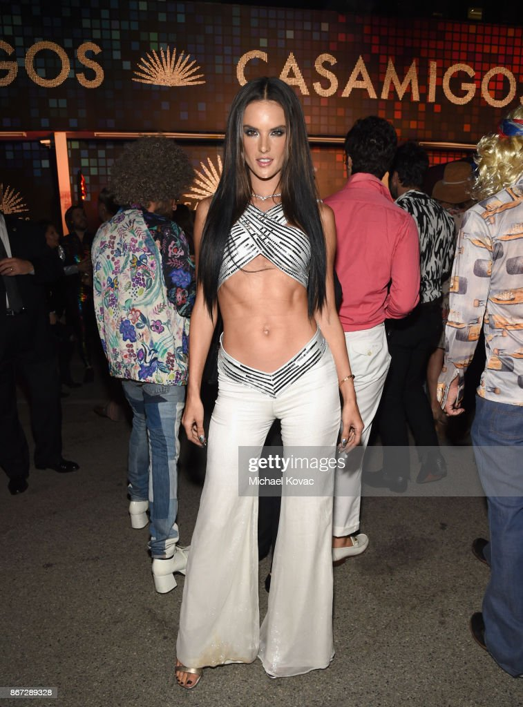 Casamigos Halloween Party  - Arrivals
